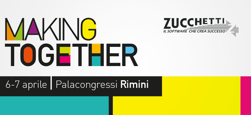 Making Together 2016: la convention dedicata ai partner Zucchetti