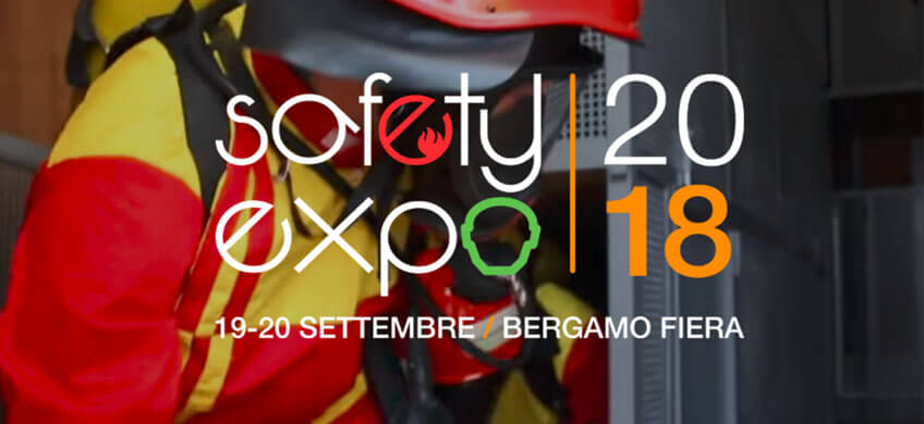 Taylor 3.0 vi aspetta al Safety Expo 2018